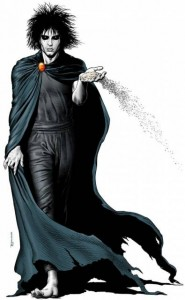 "Morpheus of Neil Gaiman's ""The Sandman"""